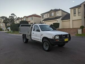 2004 4x4 Ford courier turbo diesel