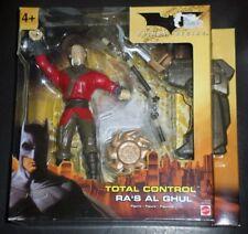 New listing Batman Begins Total Control Ra's Al Ghul Action Figure Nib