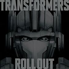 Transformers Roll Ou - Transformers Roll Out (Original Soundtrack) [New Vinyl LP