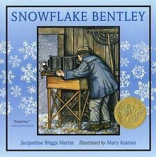 Snowflake Bentley by Martin, Jacqueline Briggs