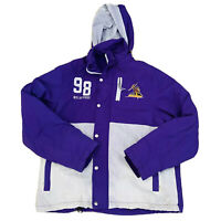 Melbourne Storm Jacket Size Medium NRL Rugby League Supporter
