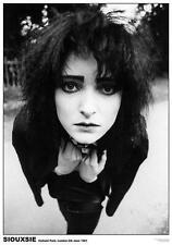 SIOUXSIE AND THE BANSHEES POSTER HOLLAND PARK LONDON JUNE 1981
