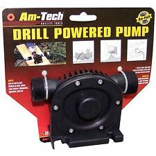 DRILL POWERED PUMP POND FLOOD AND WASTE WATER CLEANING SYPHON ATTACHMENT LIQUID