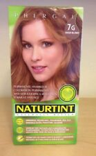 Naturtint Permanent Colourant Dye Hair 4 packs X 165ml Gold Blond 7G