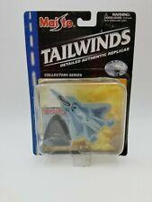 Maisto Tailwinds Die Cast Metal Collection  YF-22 Lightning II
