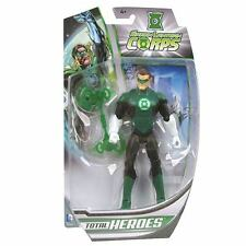 "DC Comics Total Heroes Green Lantern 6"" Action Figure by Mattel"