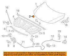 KIA OEM 11-18 Sorento Rear Door-Overslam Bumper 8219128010