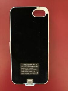 10000mAh For iPhon 7 Battery Power Case Bank Charger Back Up Cover