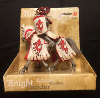 Schleich World of Knights Tournament Knight With Dragon 70046 NEW & Near Mint!