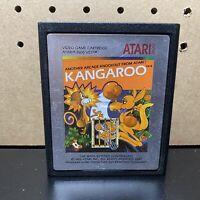 Kangaroo (Atari 2600, 1983) Cartridge Only - TESTED - Fast Shipping