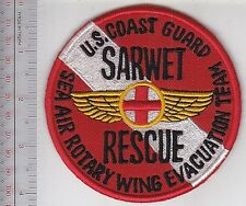 US Coast Guard USCG Sea Air Rotary Wing Evacuation SARWET Underwater Rescue