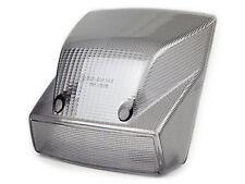 Smoke Rear Brake Light Lens - Vespa PX 125 150 200 Disc Model - 1998 on