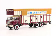 "Truck  BERLIET GPR 12 ""MIGHIRIAN FRES""   1:43  New & Box diecast model car"