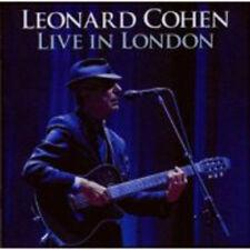 CDs de música folk pop Leonard Cohen