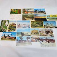 VINTAGE Postcards - PA., Ohio, New O, & More