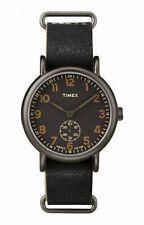Timex TW2P86700 Steel Black analog quartz Watch