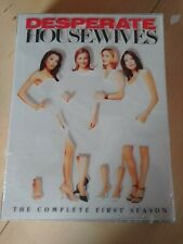 NIP Desperate Housewives - The Complete First Season (DVD, 2005, 6-Disc Set)
