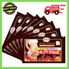 100Pcs Strong Fast Quick Slim Patch Weight Loss Slimming Fat Burn Anti Cellulite