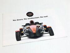 2000 Ariel Atom Brochure