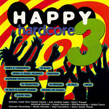 + HAPPY HARDCORE - VOLUME 3 / VARIOUS ARTISTS