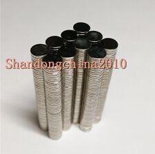 50pcs Neodymium Disc Mini 5 X 1mm Rare Earth N35 Strong Magnets