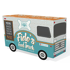 Exclusively Pet 9000 Fido's Food Truck Dog Treats Small