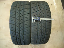 Pair Hankook Z205 210/ 650 R 18 W52 soft wet Rally track circuit race tyres 1