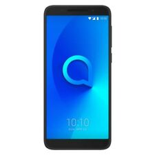 Alcatel 3 5052D Dual-SIM Smartphone spectrum black 5,5 Zoll Google Android 13 MP