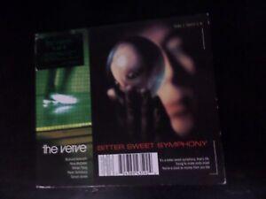 CD SINGLE - THE VERVE - BITTER SWEET SYMPHONY