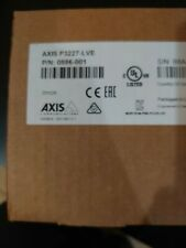 Axis P3227 Lve 5mp Dome Network Camera Pn 0886 001