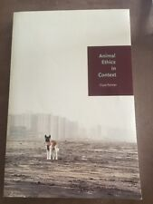 Animal Ethics in Context by Clare Palmer (2010, Paperback)