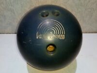 12lb Ebonite Rainbow Tenpin Bowling Ball Used