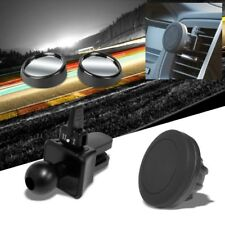 TYA F04 Air Vent Magnet Car Mount Holder For Mobile Cell+RDBKB Blind Spot Mirror