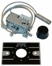 Delfield Thermostat-Cooler Control Measures: Coil Model