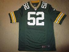 Clay Matthews #52 Green Bay Packers Nike On Field NFL Jersey M Medium med