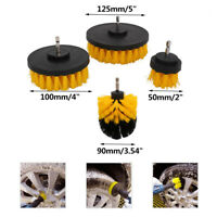 Drill Cleaning Brush Attachment Cleaner Tool for Carpet Leather Upholstery Tub