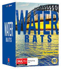 BRAND NEW Water Rats : Complete Series (DVD, 2017, 45-Disc Set) R4