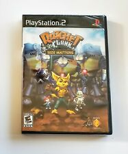 Ratchet & Clank: Size Matters (Sony PlayStation 2, Ps2, 2008) - New