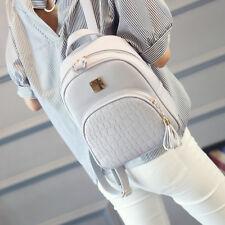 Mochilas mujer mochilas simipelle bandolera raggazza oficial escuela moderna