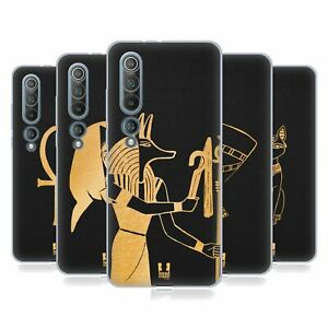 HEAD CASE DESIGNS ICONS OF ANCIENT EGYPT GEL CASE & WALLPAPER FOR XIAOMI PHONES