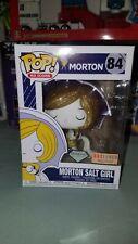 Funko Pop Ad Icons Morton Salt Girl #84 Diamond Collection, Box Lunch Exclusive