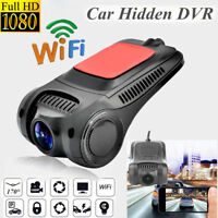 Night Vision HD 1080P Hidden Car WIFI DVR Vehicle Camera Video Recorder Dash Cam
