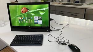 Acer DA220HQL PC with Keyboard and Mouse