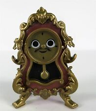 Funko Mystery Minis Disney Beauty And The Beast Cogsworth Figure NEW