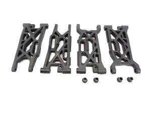 New Losi Tenacity TT SCT DB Complete A-Arm Set Front and Rear Suspension Arms