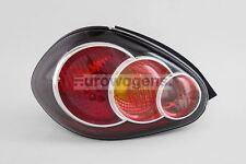 Toyota Aygo 09-14 Black Rear Light Lamp Left Passenger Near Side N/S OEM