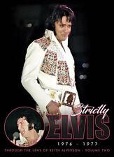 Elvis Presley - Strictly Elvis Vol.2 1976 - 1977 - New & Sealed Book - PRE ORDER