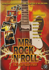 Mr Rock 'N' Roll The Alan Freed Story Brand New but UNSEALED Region 2