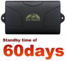 Multi-Functional SMS GPRS GSM Car Auto GPS Tracker TK104 Standby Time 60Days LBS