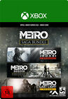 [VPN Aktiv] Metro Saga Bundle Spiel Key - Xbox One Series Download Code Card